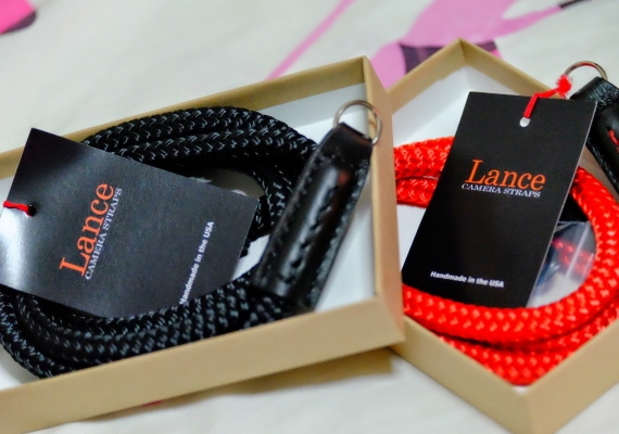 Lance Camera Strap For My Fujis X-T1 & X-Pro1