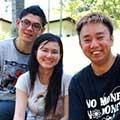 Alex, Ming Yang & Li Ling